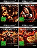 Die Tribute von Panem 1 + 2 + 3 | Hunger Games | Catching Fire | Mockingjay 1 + 2 [4K Ultra-HD] (+ Blu-ray)