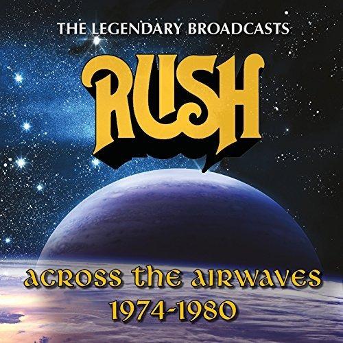 Rush - Across The Airwaves 1974-1980 [4 CD BOX SET]