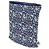 Planet Wise - wasserdichter Windelsack / Nasstasche - Unicorns Größe M (33x40 cm) - Windelbeutel, Wetbag Cloth Diapers. Beste Qualität. Schwimmbeutel.