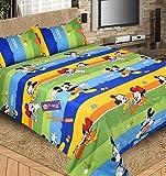 The Intellect Bazaar Polyester Bed sheet...