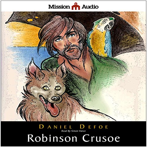 Robinson Crusoe (Retold for the Modern Listener)  Audiolibri