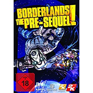Borderlands: The Pre-Sequel [Mac Steam Code]