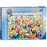 Ravensburger Best of British No. 14 - Fit 4 Nothing 500pc Jigsaw Puzzle