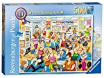 Best Of British - Fit 4 Nothing Gym - 500 Pieces - Puzzle - Ravensburger. Great For Your Children. Style and Colour May Vary. Ages 3+