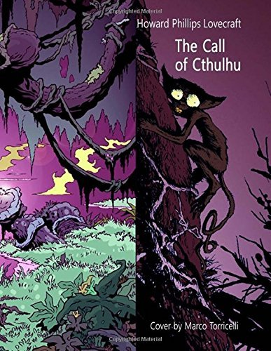 The Call of Cthulhu by Howard Phillips Lovecraft (2015-08-31)