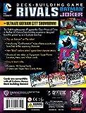 Cryptozoic Entertainment 330354 Cryptozoik Rivals Batman vs The Joker DC Comics Deck Building Card Game, Multicoloured