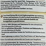 Tetra Pond Shrimp Mix, Natural Food Snack with Shrimps and Gammarus for All Pond Fish, 1 Litre 4