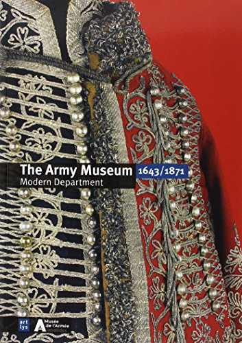 The army museum : modern department par Collectif