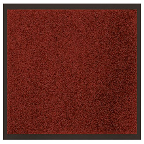 Tapis Déco Tapis - Anti Poussière - Rouge 60 x 80 cm