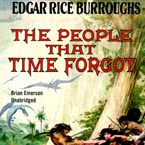 The People That Time Forgot  Audiolibri