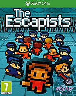 The Escapists (B00TRR19S4) | Amazon price tracker / tracking, Amazon price history charts, Amazon price watches, Amazon price drop alerts