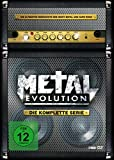 Metal Evolution-die Komplette Serie [Import anglais]