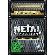 Metal Evolution - Die komplette Serie