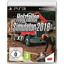 Holzfäller Simulator 2016 - [PlayStation 3]