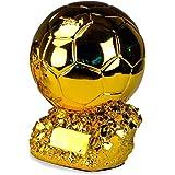 الكرة الذهبية لبطل كرة القدم، مناسبة للمشجعين وللتزيين وكهدية