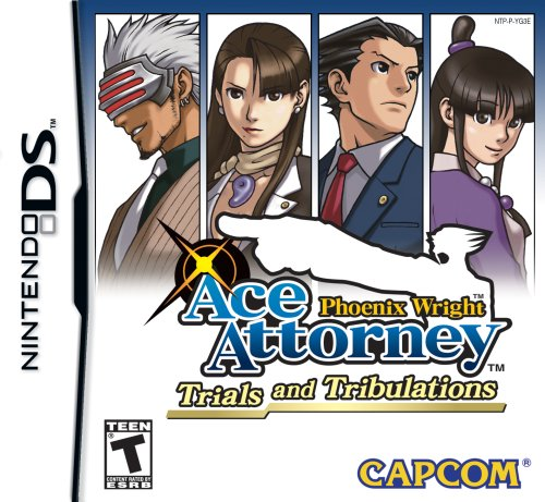 Phoenix Wright Ace Attorney: Trials and Tribulations - Nintendo DS by Capcom