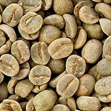 Brasileño verde granos de café suave y dulce