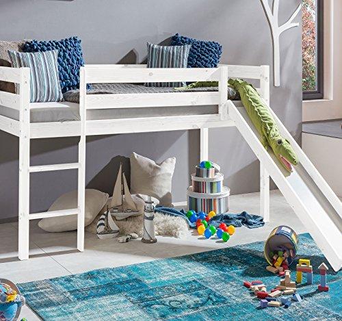 lll kinderhochbett mit rutsche die besten modelle im berblick. Black Bedroom Furniture Sets. Home Design Ideas