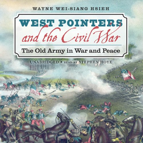 West Pointers and the Civil War  Audiolibri