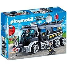 Playmobil City Action 9360 Niño kit de figura de juguete para niños - kits de figuras de juguete para niños (5 año(s), Niño, Multicolor)