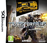 Transformers: Dark of the Moon - Autobots - with toy (Nintendo DS) [Importación inglesa]
