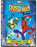 The Spectacular Spider-Man Volume One [DVD] [2010]