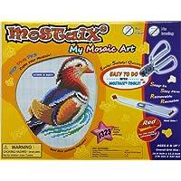 Kidicraft Mostaix Ribbon - Kit creativo da tavola, serie Anatra mandarina (rosso)
