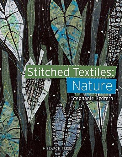Stitched Textiles: Nature