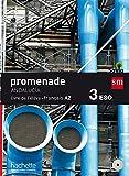 Méthode de français. 3 ESO. Promenade. Andalucía - 9788467586572