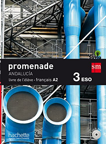 Méthode de français 3 ESO Promenade Andalucía