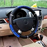 Best Steering Wheel Covers - Kasstino Hot Sell Dragon Leather Auto Car Steering Review