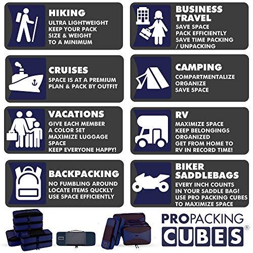 Pro Packing Cubes Packwürfel - 2