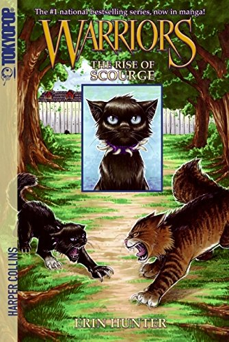 Warriors: The Rise of Scourge: The Rise of Scourge [Manga] (Warriors Manga) por Erin Hunter