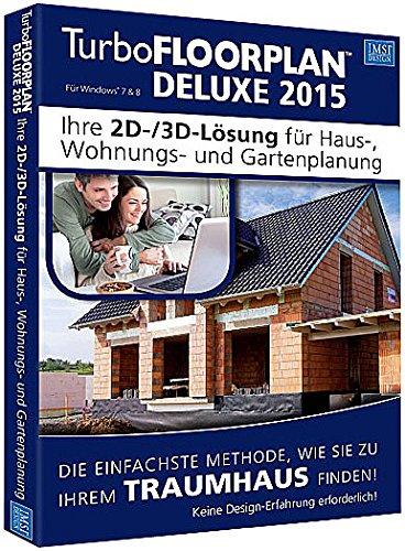 IMSI TurboFLOORPLAN Deluxe 2015