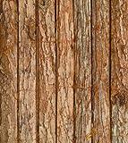 Brunnen und Mehr Sichtschutz Aus Rindenmatte - 1,8m x 4m - Papillon™