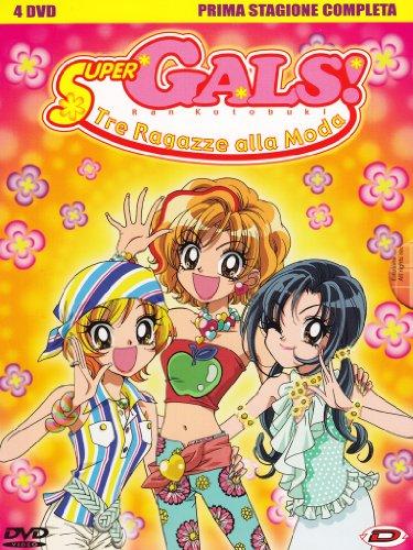SuperGals! - Tre ragazze alla modaStagione01