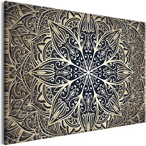 Murando Cuadro Mandala 120x80 cm 1 Parte impresión