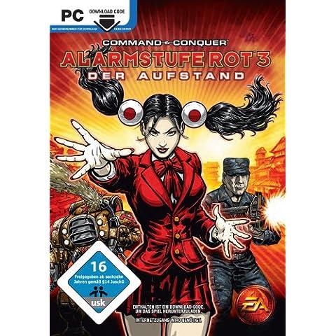 Electronic Arts Command & Conquer Red Alert 3 - Juego (DEU)