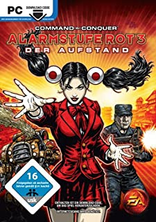 Command & Conquer: Alarmstufe Rot 3 - Der Aufstand (Add-on, Download - keine CD/DVD) (B001T9N3M8)   Amazon price tracker / tracking, Amazon price history charts, Amazon price watches, Amazon price drop alerts