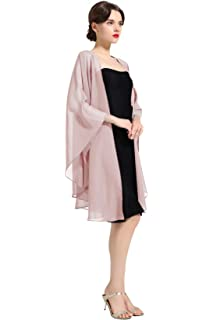 bridesmay Damen Strand Scarves Sonnenschutz Schal Sommer Tuch Stola f/ür Kleider in 29 Farben Sky Blue