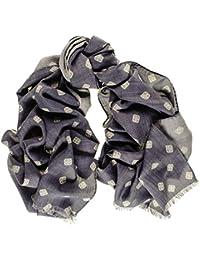 Bernini Reversible Wool and Silk Scarf