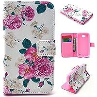 Nutbro LG L90 Case,LG Optimus L90 Phone Cover, LG Optimus L90 Case, [Stand Feature] Case Wallet Case Flip Case Cover for LG Optimus L90 (T-Mobile) / D415