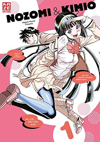 Nozomi & Kimio 01 por Wakoh Honna