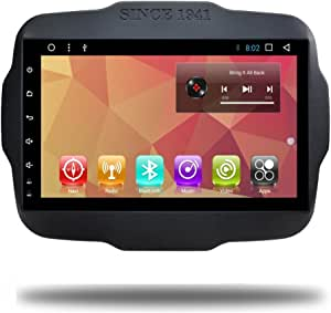 Android 7 1 Car Gps Navi For Jeep Renegade Touch Screen Elektronik