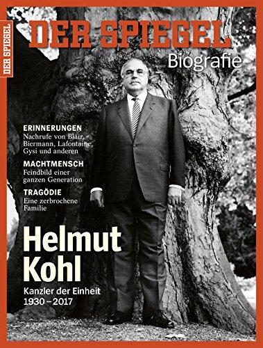Preisvergleich Produktbild SPIEGEL Biografie 3/2017: Helmut Kohl