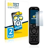 BROTECT Schutzfolie für Logitech Harmony 950 [2er Pack] - klarer Displayschutz