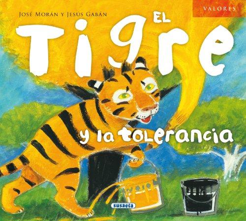El tigre par Susaeta Ediciones S.A.
