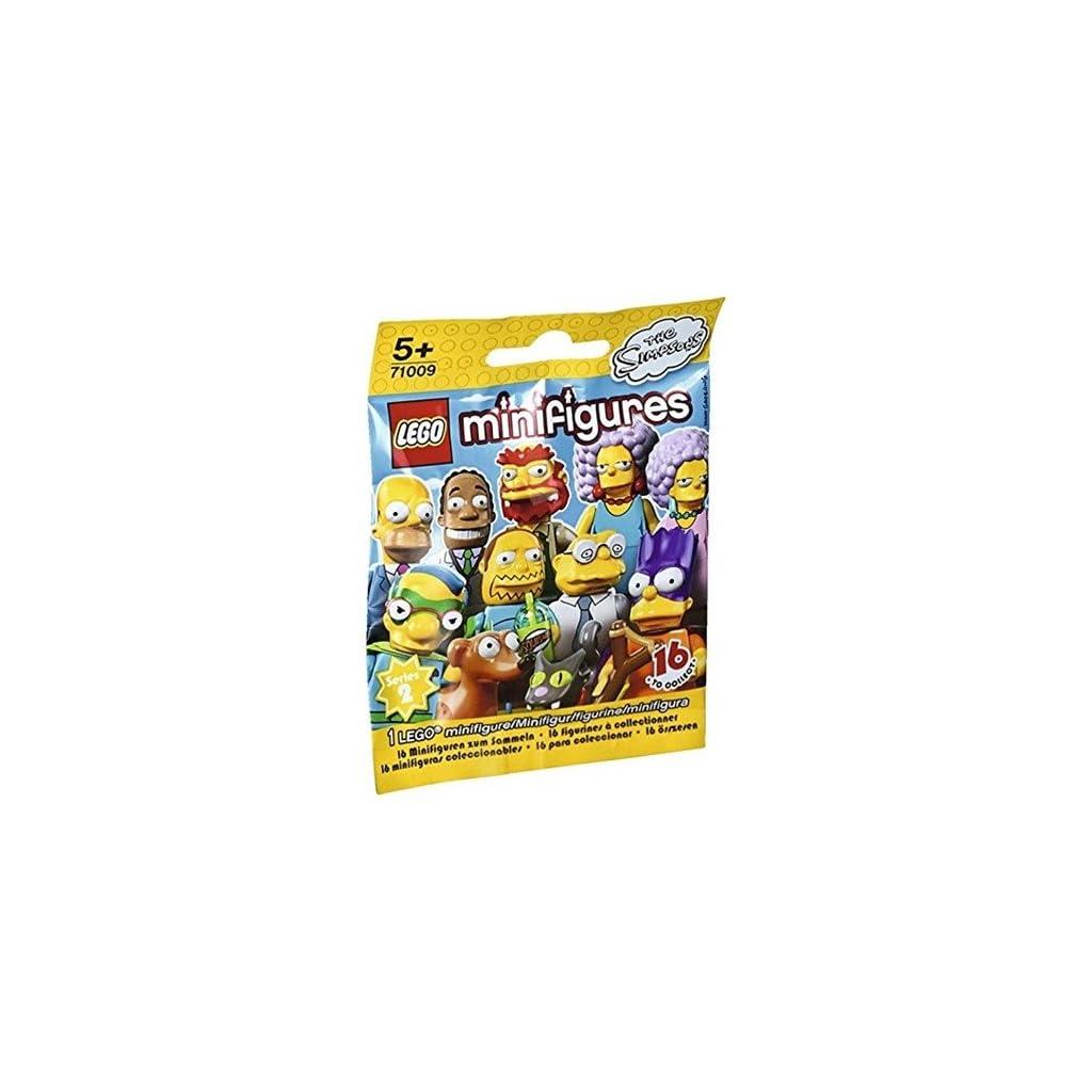 LEGO The Simpsons Minifigures, The Simpsons Series 2 - Figuras de construcción (The Simpsons Series 2,, Multi, Cualquier… 2