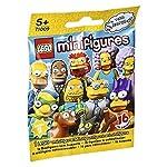 LEGO The Simpsons Minifigures, The Simpsons Series 2 – Figuras de construcción (The Simpsons Series 2,, Multi, Cualquier género)