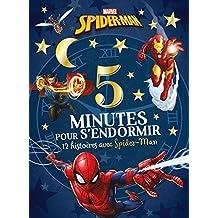 SPIDERMAN - 5 Minutes pour s'endormir